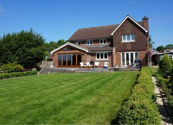 Thumbnail 5 bed detached house for sale in School Hill, Brinkworth