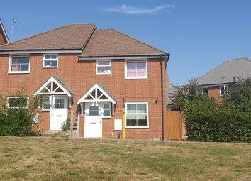 Thumbnail Semi-detached house for sale in Ryeland Way, Andover