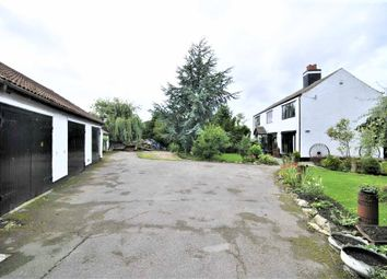 Thumbnail 5 bed detached house for sale in Moss Lane, Trumfleet, Doncaster, S Yorks