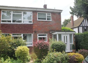 Thumbnail 2 bed maisonette to rent in Chesham Road, Amersham, Buckinghamshire