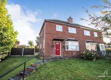 Thumbnail 2 bed semi-detached house for sale in Windmill Rise, Somercotes, Alfreton