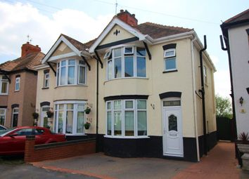 Thumbnail 3 bed semi-detached house to rent in Oban Road, Hinckley
