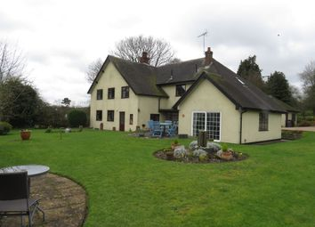 Thumbnail 5 bed detached house for sale in Potts Lane, Kingstone, Uttoxeter