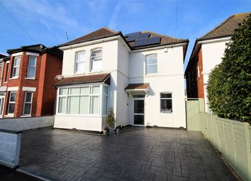 Thumbnail 4 bedroom detached house for sale in Wickham Road, Bournemouth, Dorset