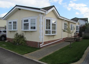 Thumbnail 2 bed mobile/park home for sale in Cotswold Manor Park (Ref 5449), Stratford Bridge, Tewkesbury, Gloucestershire