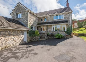 Thumbnail 4 bedroom detached house for sale in Church Road, Dundry, Bristol
