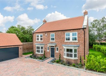 Thumbnail 4 bed detached house for sale in Fleet Lane, Tockwith, York