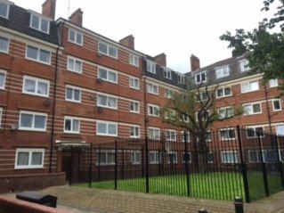 Thumbnail 1 bed property to rent in Digby Street, London