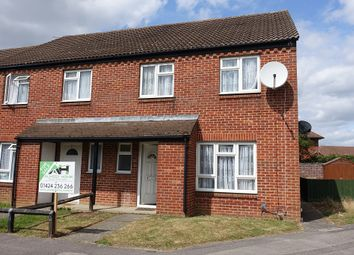 Thumbnail 3 bed end terrace house for sale in Drewett Close, Reading