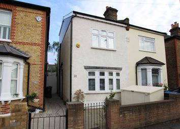 Thumbnail 3 bedroom property to rent in Windsor Road, Kingston Upon Thames