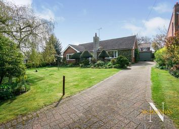 Thumbnail 3 bed bungalow for sale in Treswell Road, Rampton, Retford, Nottinghamshire