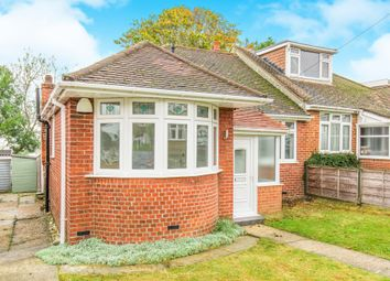 Thumbnail 3 bed semi-detached house for sale in Bryanston Road, Southampton