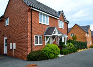 Thumbnail 4 bed detached house for sale in Barn Field Close, Crewe