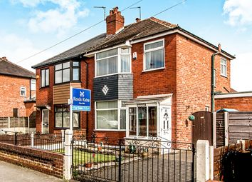 Thumbnail 3 bedroom semi-detached house for sale in Peveril Road, Salford