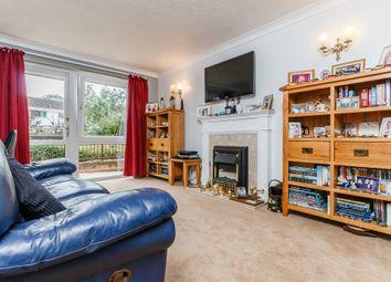 Thumbnail 1 bed flat for sale in Flat 3/Cygnet Court, Caldecott Road, Abingdon