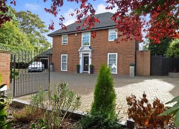 Thumbnail 5 bedroom detached house for sale in Pikemere Road, Alsager, Stoke-On-Trent