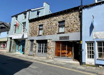 Thumbnail 2 bed flat to rent in Glanrafon Terrace, Sand Street, Pwllheli