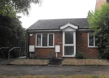 Thumbnail 2 bed bungalow to rent in Blackmoor Gate, Furzton, Milton Keynes
