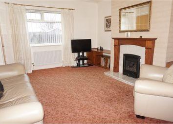 Thumbnail 3 bed semi-detached house for sale in Church Avenue, Choppington
