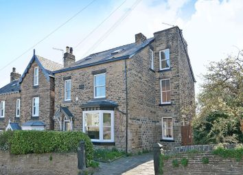 Thumbnail 5 bedroom detached house for sale in Edgehill Road, Nether Edge, Sheffield