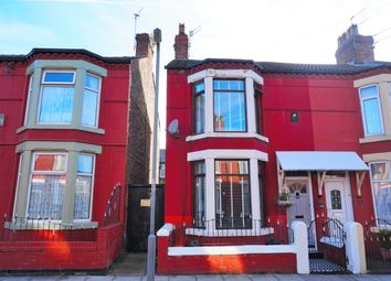 Thumbnail 3 bed terraced house for sale in Cobham Avenue, Orrell Park, Liverpool