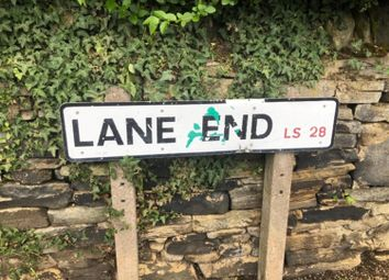 Thumbnail 3 bed terraced house for sale in Maple Tree Cottage, Lane End, Pudsey