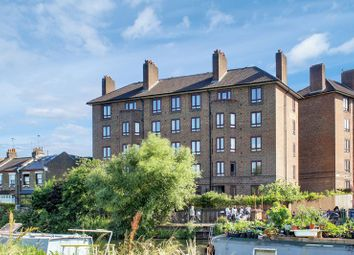 Thumbnail 2 bed flat for sale in Lea House, Harrington Hill, London