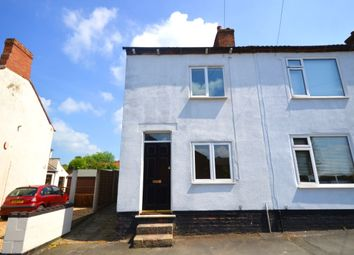 Thumbnail 2 bed terraced house to rent in George Street, Church Gresley, Swadlincote