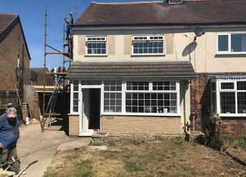 Thumbnail 3 bed semi-detached house to rent in Abbotts Road, Scunthorpe