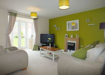 Thumbnail 4 bed detached house to rent in Clifton Avenue, Brymbo, Wrexham