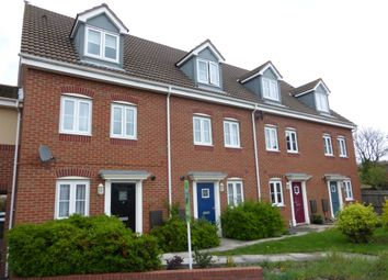 Thumbnail 3 bed town house for sale in Lychgate Close, Glascote, Tamworth