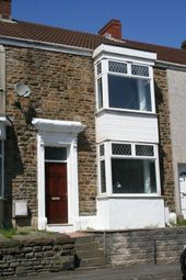 Thumbnail 4 bedroom terraced house to rent in Rhondda Street, Mt Pleasant Swansea
