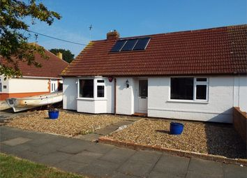 Thumbnail 3 bed semi-detached bungalow for sale in Quex View Road, Birchington