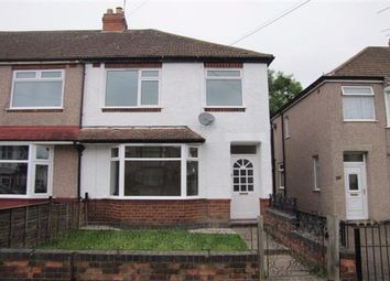 Thumbnail 3 bed detached house to rent in Rothesay Avenue, Coventry