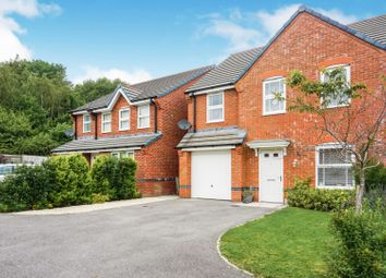 Thumbnail 4 bed detached house for sale in Clifton Avenue, Wrexham