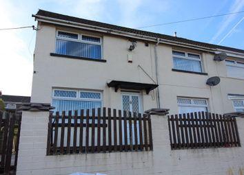 Thumbnail 3 bed semi-detached house for sale in Treowen Road, Newbridge, Newport