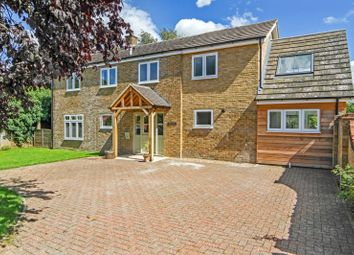 Thumbnail 4 bed detached house to rent in Orchard Terrace, Whittlesford, Cambridge