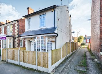 Thumbnail 3 bed detached house for sale in Layton Avenue, Mansfield