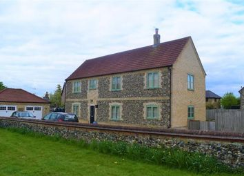 Thumbnail 5 bed detached house to rent in Wilton Road, Feltwell