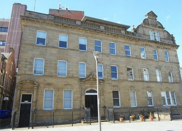 Thumbnail 2 bed flat to rent in Central Buildings, City Centre, Sunniside, Sunderland, Tyne & Wear