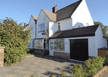 3 bed semi-detached house for sale in Tennyson Road, Penarth CF64