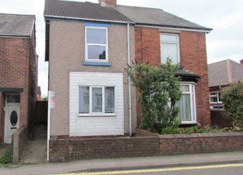 Thumbnail 2 bed semi-detached house for sale in Calow Lane, Hasland