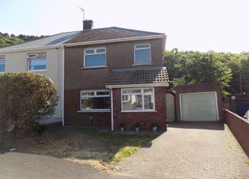 Thumbnail 3 bed semi-detached house for sale in Tyr-Groes Drive, Port Talbot, Neath Port Talbot.