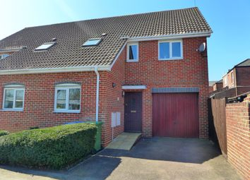 Thumbnail 3 bedroom semi-detached house for sale in Cedar Road, Inner Avenue, Southampton
