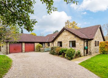 Thumbnail 4 bed detached bungalow for sale in Abbey Road, Knaresborough, North Yorkshire