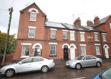 Thumbnail 2 bed terraced house to rent in Doris Street, Newmarket, Suffolk