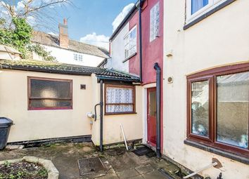 Thumbnail 2 bed terraced house for sale in Queen Street, Shepshed, Loughborough