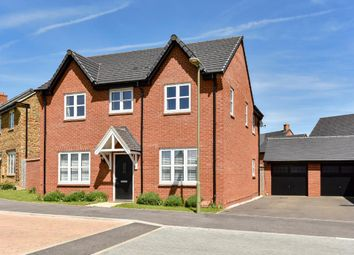 Thumbnail 4 bed detached house to rent in Tarvers Way, Adderbury
