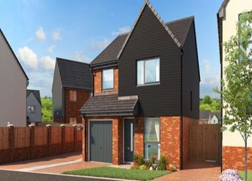 Thumbnail 4 bed detached house for sale in Little Eaves Lane, Stoke-On-Trent