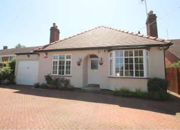 Thumbnail 4 bed detached bungalow for sale in Cleobury Road, Far Forest, Kidderminster